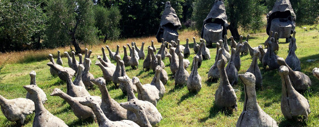 Parchi artistici nella Maremma Toscana