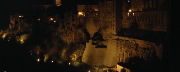 Pitigliano: Torciata di San Giuseppe