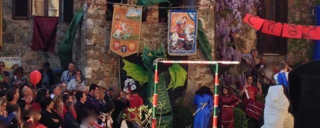 Montemerano: Festa di San Giorgio